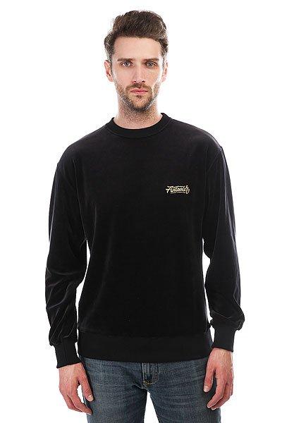 Толстовка классическая Anteater Crewneck Luxury Black<br><br>Цвет: черный<br>Тип: Толстовка классическая<br>Возраст: Взрослый<br>Пол: Мужской