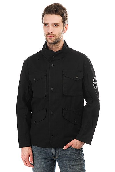 Куртка Anteater Windjacket-56 Black