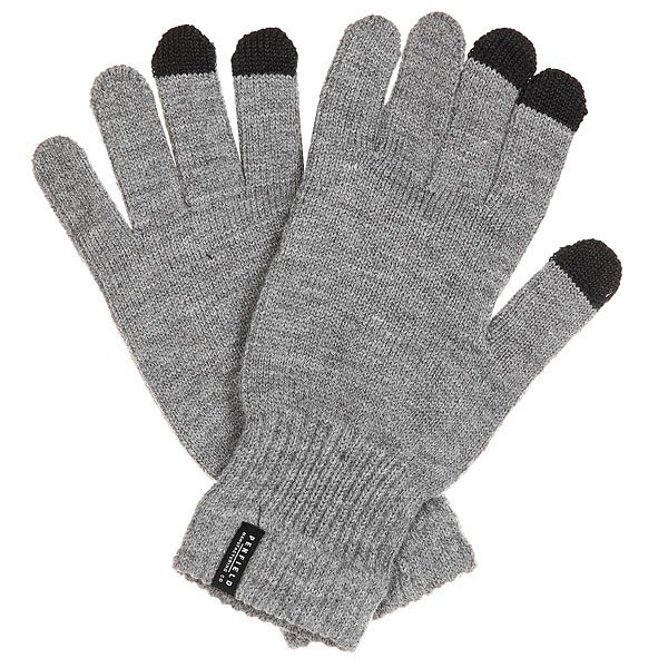 Перчатки Penfield Acc Nanga Glove Grey