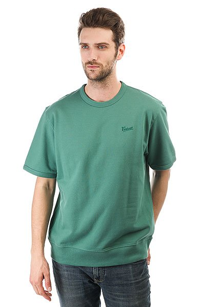 Толстовка классическая Carhartt WIP Strike Sweatshirt Mojito<br><br>Цвет: зеленый<br>Тип: Толстовка классическая<br>Возраст: Взрослый<br>Пол: Мужской