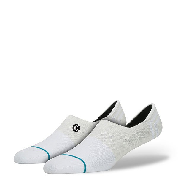 Носки высокие Stance Uncommon Solids Gamut White
