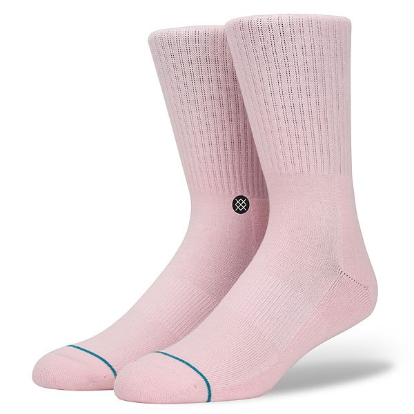 Носки высокие Stance Uncommon Solids Icon Pink