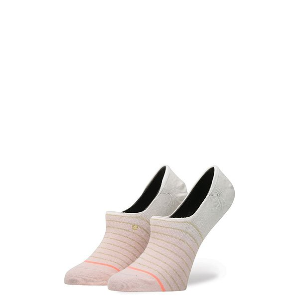 Носки низкие женские Stance Dip Toe Pink