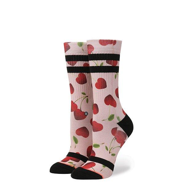 Носки высокие женские Stance Cherry Bomb Multi<br><br>Цвет: мультиколор<br>Тип: Носки высокие<br>Возраст: Взрослый<br>Пол: Женский