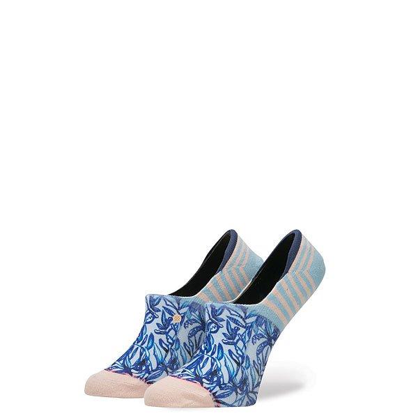Носки низкие женские Stance Tuesday Blue<br><br>Цвет: синий<br>Тип: Носки низкие<br>Возраст: Взрослый<br>Пол: Женский