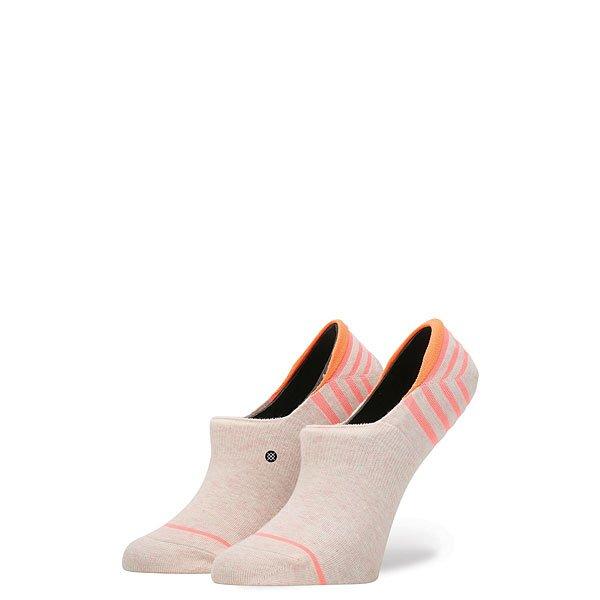 Носки низкие женские Stance Super Invisib Pink inov 8 носки all terrain sock mid l teal pink