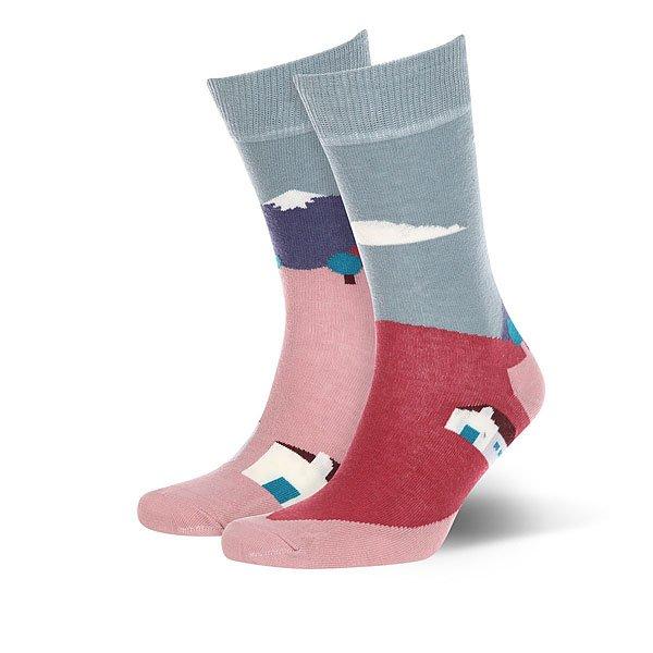 Носки средние Sammy Icon Eiger Multi<br><br>Цвет: мультиколор<br>Тип: Носки средние<br>Возраст: Взрослый<br>Пол: Мужской