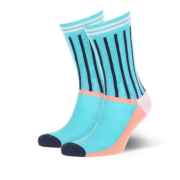 Носки средние Sammy Icon Barrow<br><br>Цвет: голубой,розовый,черный<br>Тип: Носки средние<br>Возраст: Взрослый<br>Пол: Женский