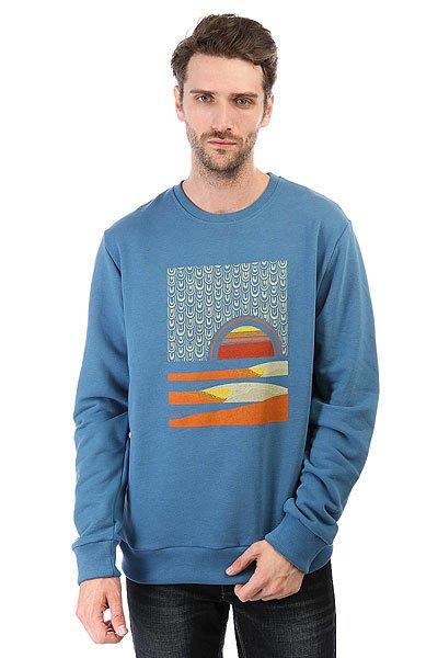 Толстовка классическая Billabong Sunset-abel Dark Marine<br><br>Цвет: синий<br>Тип: Толстовка классическая<br>Возраст: Взрослый<br>Пол: Мужской