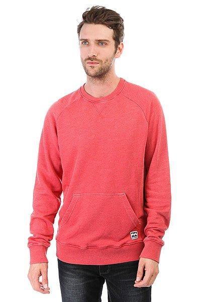Толстовка кенгуру Billabong D Bah Cardinal Red<br><br>Цвет: красный<br>Тип: Толстовка кенгуру<br>Возраст: Взрослый<br>Пол: Мужской