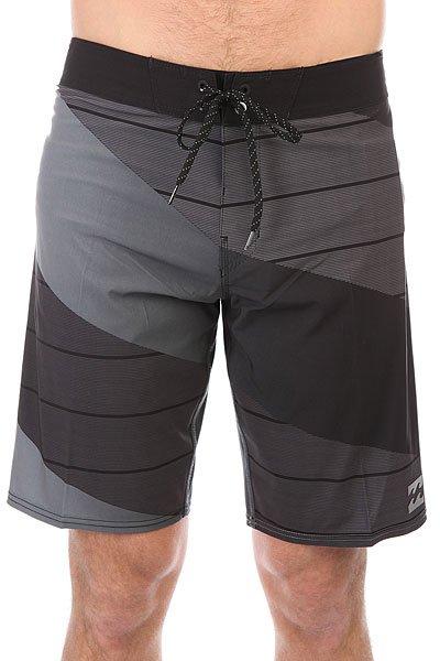 Шорты пляжные Billabong Prodigy X 20 Black<br><br>Цвет: черный,серый<br>Тип: Шорты пляжные<br>Возраст: Взрослый<br>Пол: Мужской