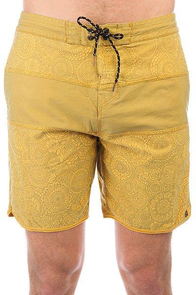Шорты пляжные Billabong Tribong Overdye Lt18 Mustard<br><br>Цвет: желтый<br>Тип: Шорты пляжные<br>Возраст: Взрослый<br>Пол: Мужской