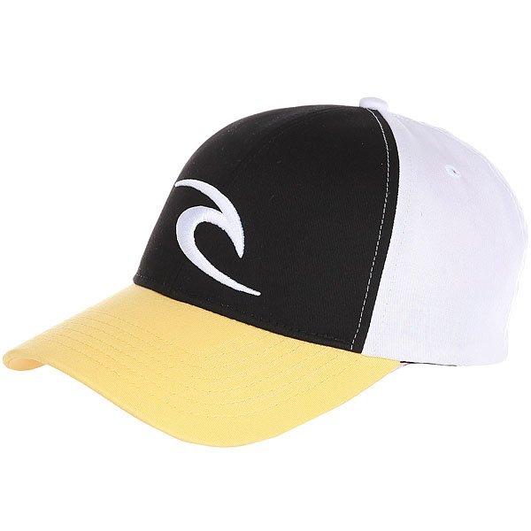 Бейсболка классическая Rip Curl Icon Snapback Cap Spicy Mustard<br><br>Цвет: желтый,белый,черный<br>Тип: Бейсболка классическая<br>Возраст: Взрослый<br>Пол: Мужской