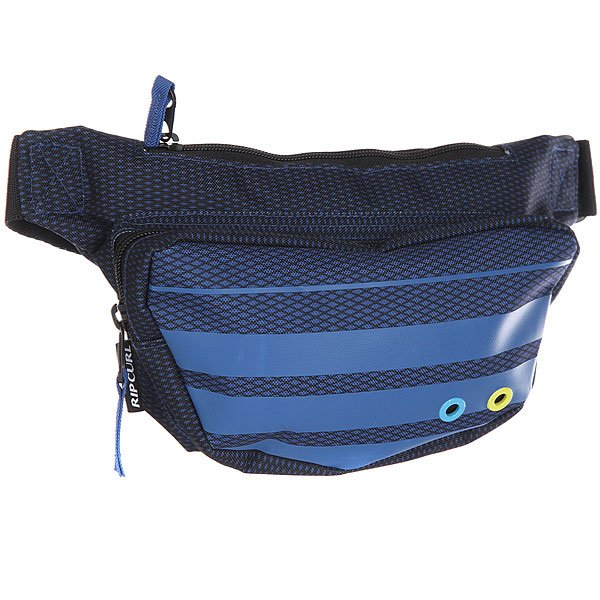 Сумка посна Rip Curl Pro Game Waistbag BlueИдеальна сумка дл переноски ваших мелочей. Все, что вам нужно всегда под рукой.Характеристики:Регулируемый пос. Основное отделение на молнии. Лицевой карман на молнии.<br><br>Цвет: синий,голубой<br>Тип: Сумка посна<br>Возраст: Взрослый<br>Пол: Мужской