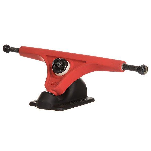 Подвески для скейтборда для лонгборда 2шт. Slant Reverse Kingpin Trk 180 Red/Black 7 (24.8 см)
