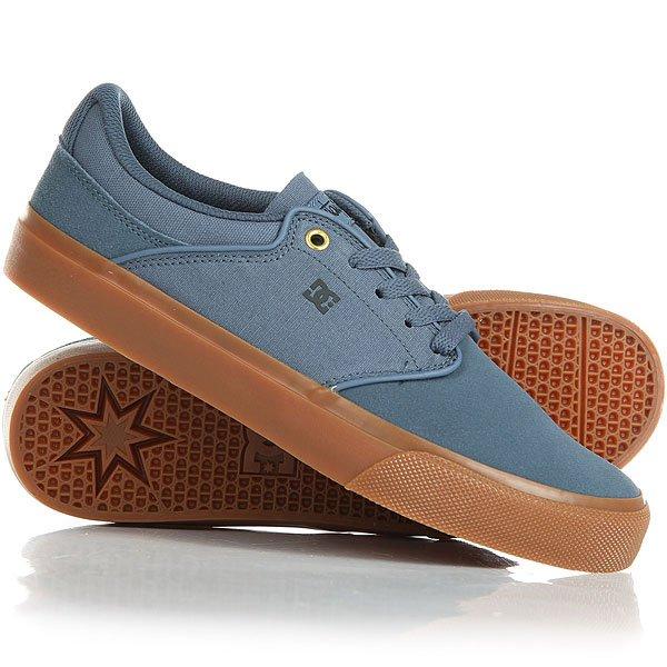 Кеды кроссовки низкие DC Mikey Taylor Vu Navy/Gum dc shoes кеды dc heathrow se 11