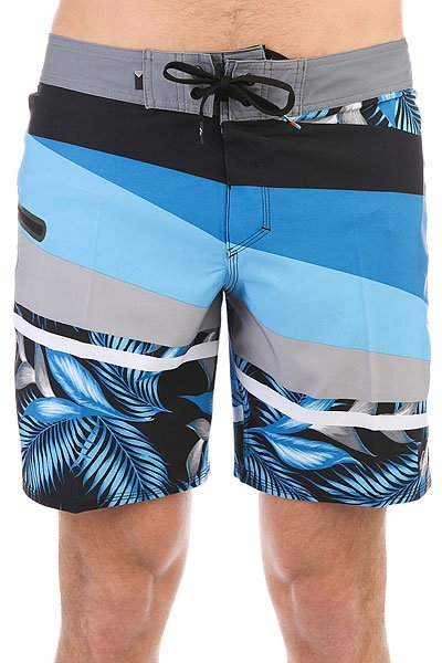 Шорты пляжные Quiksilver Slashprintsve18 Black