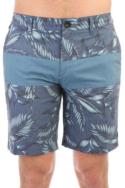 Шорты пляжные Quiksilver Thepanelamphi19 Navy Blazer<br><br>Цвет: синий<br>Тип: Шорты пляжные<br>Возраст: Взрослый<br>Пол: Мужской