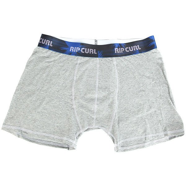 Трусы Rip Curl Solid Boxer Short Cement Marle