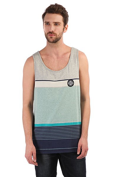 Майка Rip Curl Rapture Tank Cement Marle the rapture