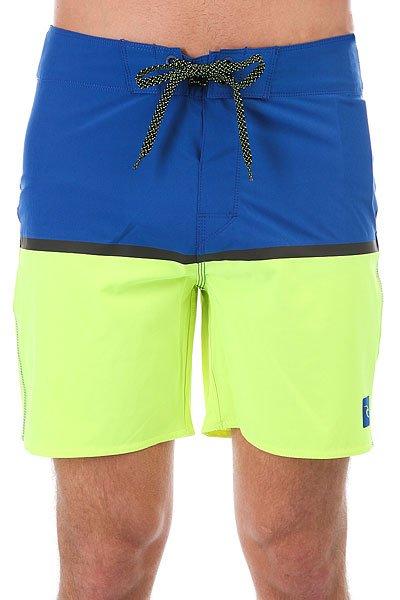 Шорты пляжные Rip Curl Combined 18 Blue брюки горнолыжные rip curl rip curl ri027emzlc67