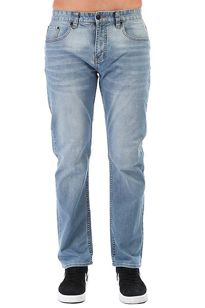 Джинсы прямые Rip Curl Relaxed Denim Super Stone штаны relaxed pant rip curl