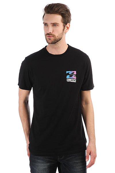 Футболка Billabong Haze Black футболка billabong футболка haze tee ss ss17