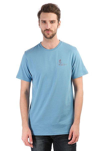 Футболка Billabong Support Powder Blue рубашка billabong lakota shirt powder blue
