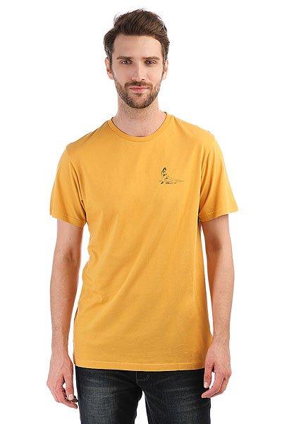 Футболка Billabong Support Bright Gold<br><br>Цвет: желтый<br>Тип: Футболка<br>Возраст: Взрослый<br>Пол: Мужской