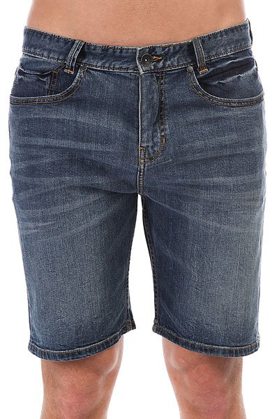 Шорты джинсовые Billabong Outsider 5 P. Denim Salty Wash