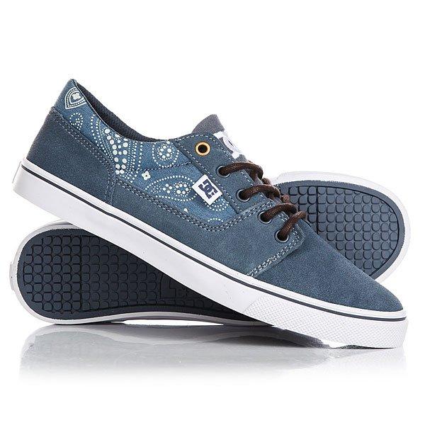 Кеды кроссовки низкие женские DC Tonik W Se Navy dc shoes кеды dc heathrow se 11