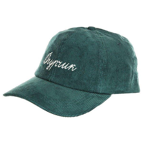 Бейсболка классическая Запорожец Ogurci Green<br><br>Цвет: зеленый<br>Тип: Бейсболка классическая<br>Возраст: Взрослый
