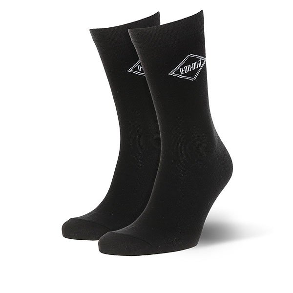 Носки средние НИИ 1 Черные<br><br>Цвет: белый,черный<br>Тип: Носки средние<br>Возраст: Взрослый<br>Пол: Мужской