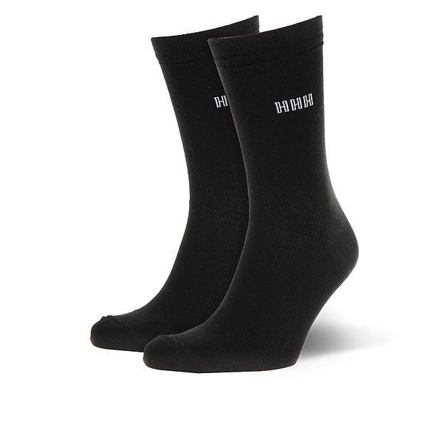 Носки средние НИИ 2 Черные<br><br>Цвет: белый,черный<br>Тип: Носки средние<br>Возраст: Взрослый<br>Пол: Мужской
