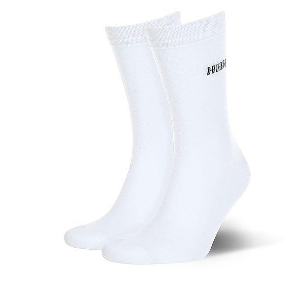 Носки средние НИИ 2 Белые<br><br>Цвет: белый,черный<br>Тип: Носки средние<br>Возраст: Взрослый<br>Пол: Мужской