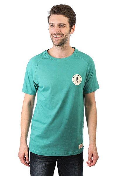 Футболка Запорожец Skvoreshnik Green<br><br>Цвет: зеленый<br>Тип: Футболка<br>Возраст: Взрослый<br>Пол: Мужской