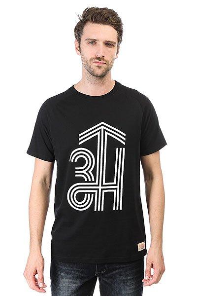 Футболка Запорожец Zh Logo Deep Black