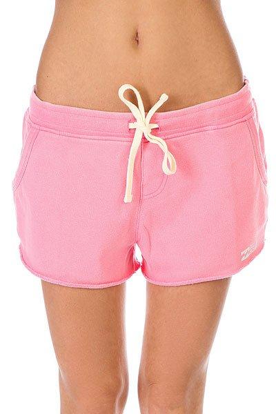 Шорты классические женские Billabong Essential Short Coral Shine<br><br>Цвет: розовый<br>Тип: Шорты классические<br>Возраст: Взрослый<br>Пол: Женский