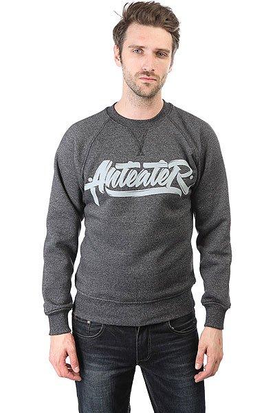 Толстовка свитшот Anteater Crewneck-makeone Grey<br><br>Цвет: серый<br>Тип: Толстовка свитшот<br>Возраст: Взрослый<br>Пол: Мужской