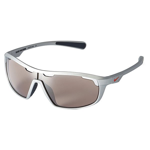 Очки Nike Optics Road Machine E White/Total Crimson Max Speed Tint Lens