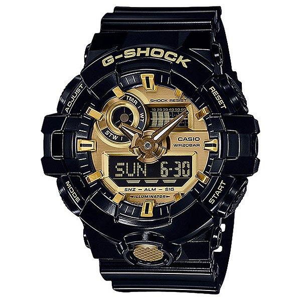 Кварцевые часы Casio G-Shock 67670 ga-710gb-1aБлагодаря новому переосмысленному дизайну и крупным стрелкам, часы имеют не только отличный внешний вид, но и обладают действительно удобной индикацией времени.Характеристики:G-Classic Collection.Противоударный корпусзащищает механизм от ударов и вибрации. Циферблат подсвечивается ярким светодиодом. Светонакопительное покрытие необрит продолжает светиться в темноте даже после непродолжительного пребывания на свету.Мировое время– 48 городов (31 часовой пояс), всемирное координированное время (UTC). Функция включения/отключения летнего времени.12-ти и 24-х часовой форматвремени. Секундомер с точностью показаний 1/100с и временем измерения 24ч.Сплит-хронограф.Таймеробратного отсчета от 1мин до 1ч с автоповтором. Функция перемещения стрелок. Функция отключения/включения звука.<br><br>Цвет: черный,коричневый<br>Тип: Кварцевые часы<br>Возраст: Взрослый<br>Пол: Мужской