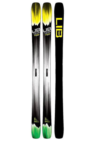 Лыжи Lib Tech 16 Ski Backwards 172 2pk Ast