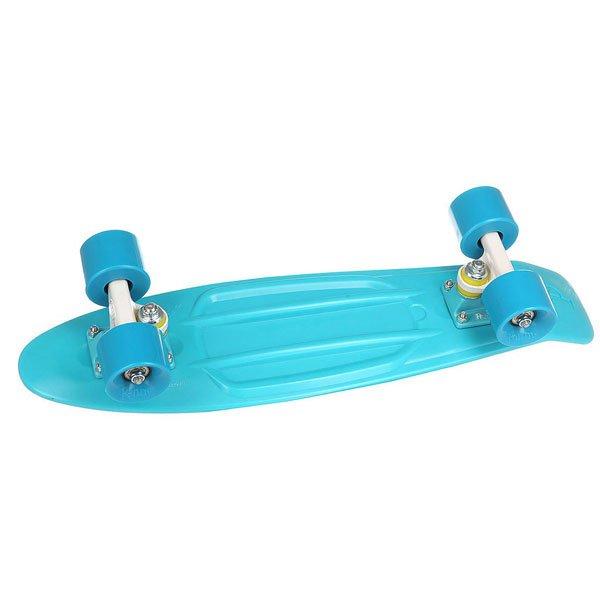 Скейт мини круизер Penny Original 22 Lagoon 5.75 x 22 (55.9 см) скейт мини круизер penny original 22 ltd shadow jungle 6 x 22 55 9 см