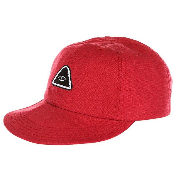 Бейсболка классическая Poler Big Bill Flopster Red<br><br>Цвет: красный<br>Тип: Бейсболка классическая<br>Возраст: Взрослый