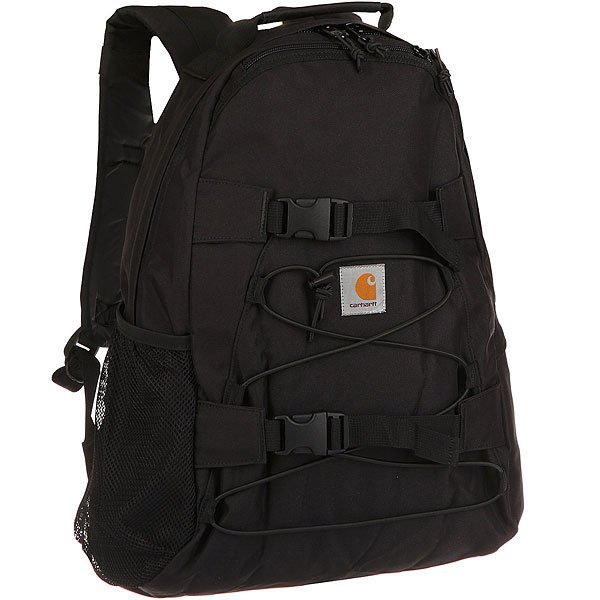 Рюкзак спортивный Carhartt WIP Wip Kickflip Backpack Black