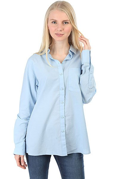 Блузка женская Cheap Monday Airy Shirt Business Blue