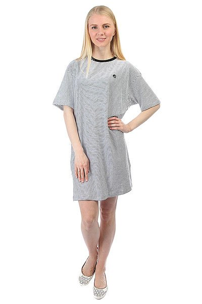 Платье женское Carhartt WIP Darcy Dress White/Black