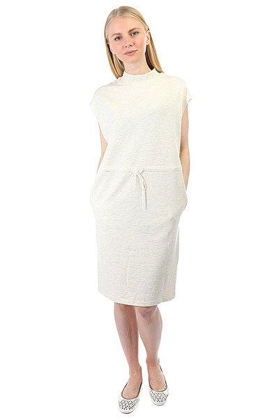 Платье женское Cheap Monday Sonata Dress Light Melange<br><br>Цвет: бежевый<br>Тип: Платье<br>Возраст: Взрослый<br>Пол: Женский