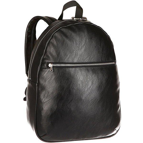 Рюкзак городской Extra B345 BlackЛегкий рюкзак из эко-кожи для ваших любимых мелочей.Характеристики:Внутреннее отделение на молнии.Внутренний карман на молнии. Лицевой карман на молнии для мелочей. Ручка для переноски. Регулируемые лямки.<br><br>Цвет: черный<br>Тип: Рюкзак городской<br>Возраст: Взрослый
