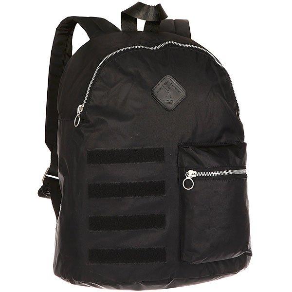 Рюкзак городской Extra B349 BlackРюкзак – это стильно, удобно и комфортно.Характеристики:Внутреннее отделение на молнии.Внутренний карман на молнии. Лицевой карман на молнии для мелочей. Ручка для переноски. Регулируемые смягченные лямки.<br><br>Цвет: черный<br>Тип: Рюкзак городской<br>Возраст: Взрослый